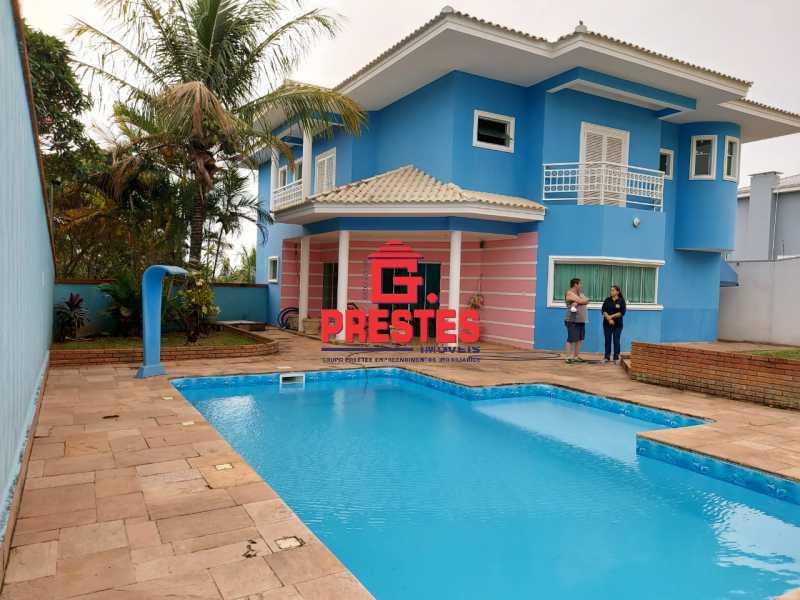 WhatsApp Image 2020-10-08 at 1 - Casa 3 quartos à venda Jardim Bandeirantes, Sorocaba - R$ 1.600.000 - STCA30082 - 1
