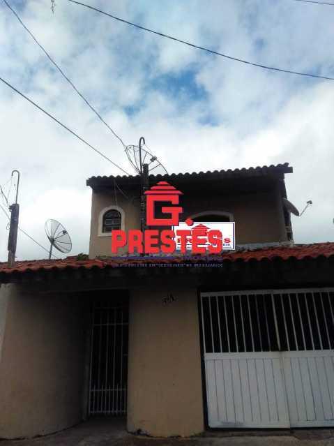 Sem título - Casa 3 quartos à venda Vila Nova Sorocaba, Sorocaba - R$ 240.000 - STCA30097 - 1