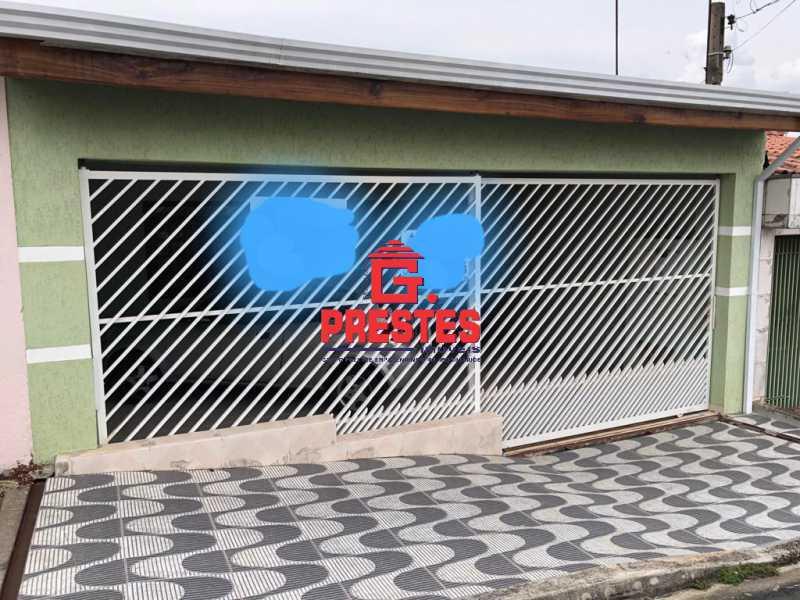 WhatsApp Image 2020-10-29 at 1 - Casa 2 quartos à venda Vila Santa Rita, Sorocaba - R$ 350.000 - STCA20106 - 1
