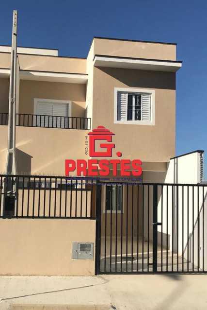 WhatsApp Image 2020-11-04 at 1 - Casa 2 quartos à venda Vila Almeida, Sorocaba - R$ 206.000 - STCA20111 - 1