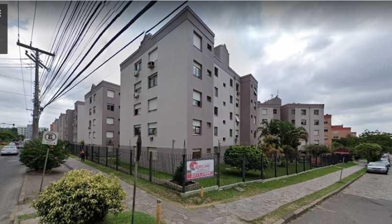 fachada ap - Apartamento Protásio Alves - AMAP20001 - 1
