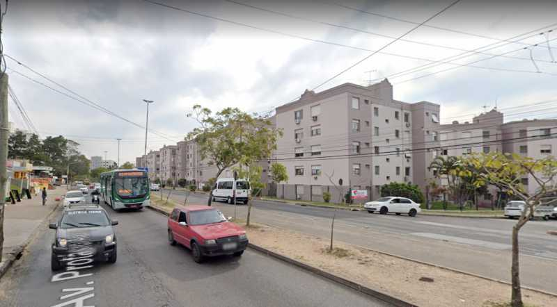 rua - Apartamento Protásio Alves - AMAP20001 - 4