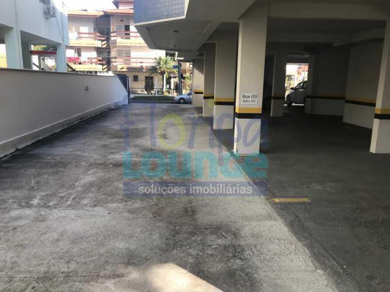 Garagem - Apartamento 1 quarto à venda Jurerê, Florianópolis - R$ 390.000 - JUR1AP1009 - 12