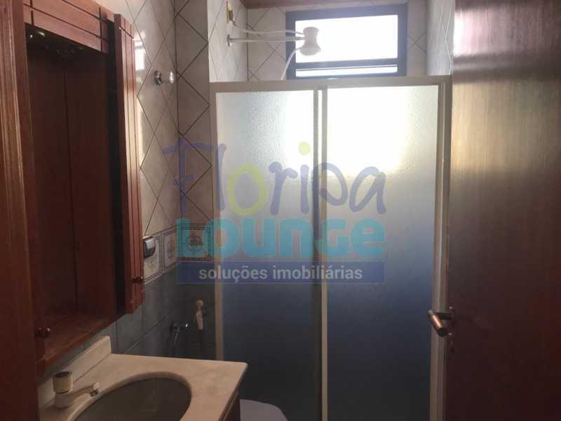Banheiro - Apartamento 1 quarto à venda Jurerê, Florianópolis - R$ 390.000 - JUR1AP1009 - 6