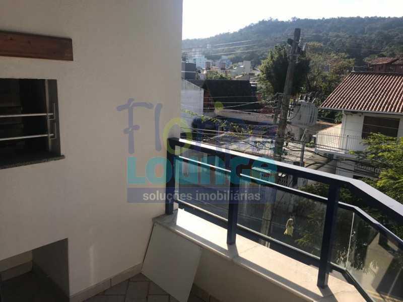 Sacada - Apartamento 1 quarto à venda Jurerê, Florianópolis - R$ 390.000 - JUR1AP1009 - 7