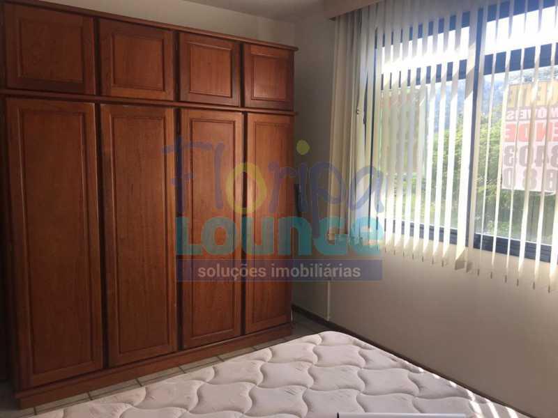 Dormitório - Apartamento 1 quarto à venda Jurerê, Florianópolis - R$ 390.000 - JUR1AP1009 - 5