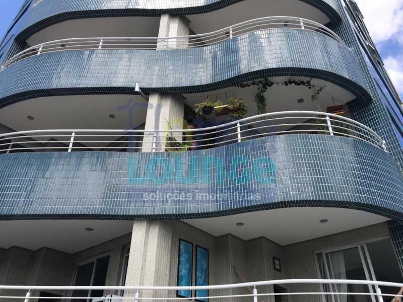 FACHADA - Apartamento À venda no bairro Agronômica em Florianópolis, com 3 dormitórios suítes - AGR3AP 2073 - 8