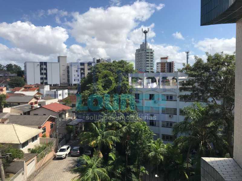 VISTA - Apartamento À venda no bairro Agronômica em Florianópolis, com 3 dormitórios suítes - AGR3AP 2073 - 16