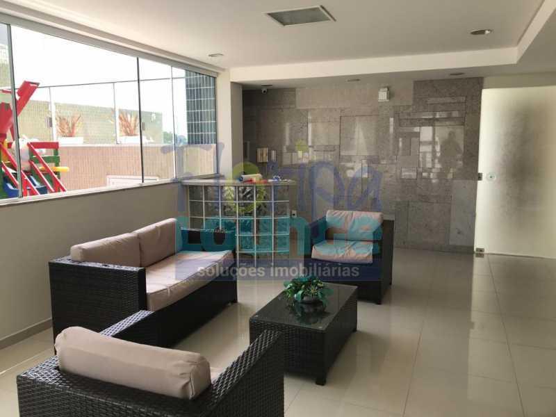HALL - Apartamento À venda no bairro Agronômica em Florianópolis, com 3 dormitórios suítes - AGR3AP 2073 - 23