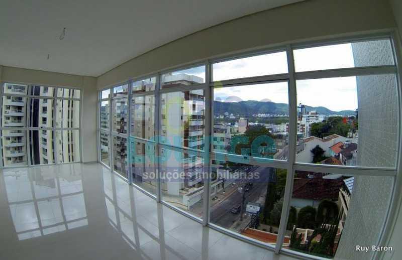 SALA - Apartamento À venda no bairro Agronômica em Florianópolis, com 3 dormitórios suítes - AGR3AP 2073 - 1