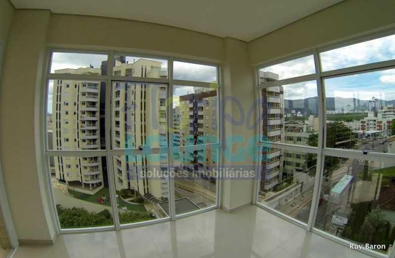 SALA - Apartamento À venda no bairro Agronômica em Florianópolis, com 3 dormitórios suítes - AGR3AP 2073 - 9