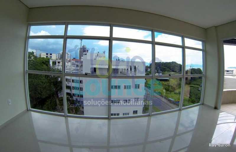 SALA - Apartamento À venda no bairro Agronômica em Florianópolis, com 3 dormitórios suítes - AGR3AP 2073 - 5