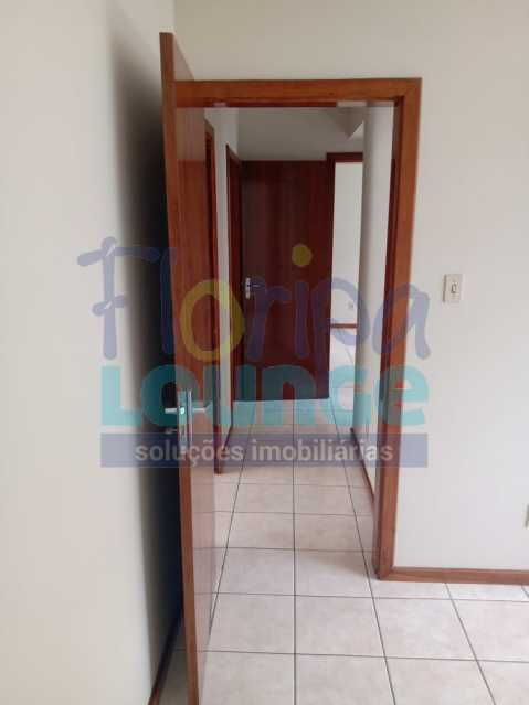 SALA - Tradicional 3 quartos com wc auxiliar - TRI3AP2101 - 1