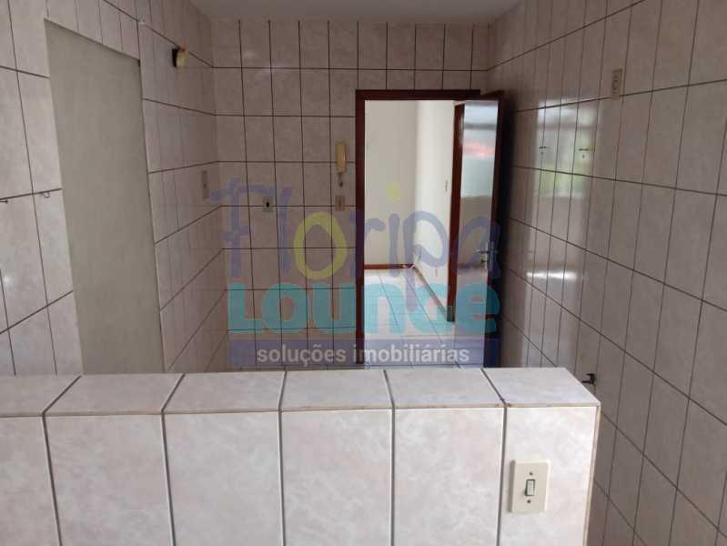COZINHA - Tradicional 3 quartos com wc auxiliar - TRI3AP2101 - 8
