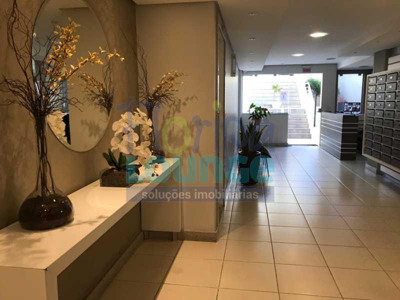 Hall de entrada  do prédio - Excelente localização - AGR2AP2109 - 7