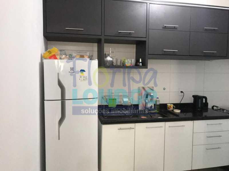 cozinha  - Excelente localização - AGR2AP2109 - 17