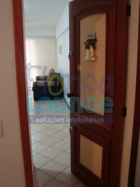 Sala - Apartamento 2 quartos à venda Canasvieiras, Florianópolis - R$ 590.000 - CAN2AP1020 - 1