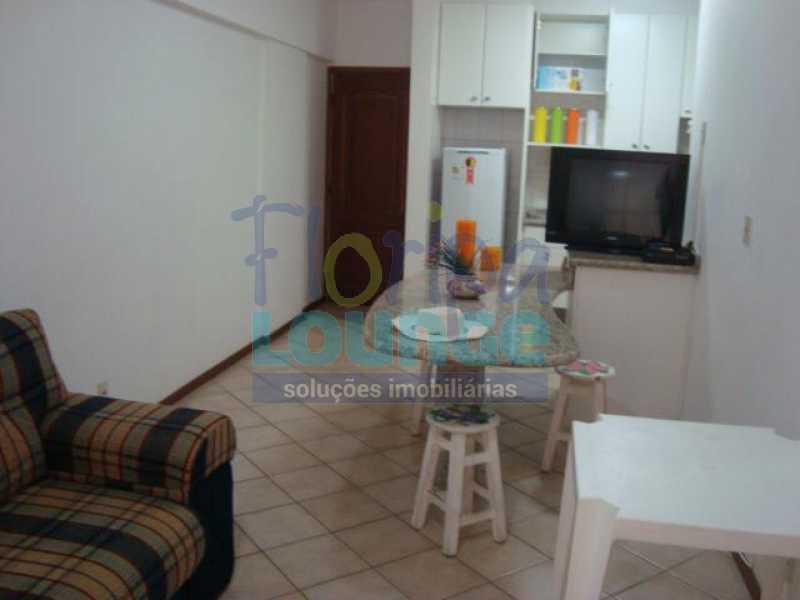 Sala - Apartamento 2 quartos à venda Canasvieiras, Florianópolis - R$ 590.000 - CAN2AP1020 - 4