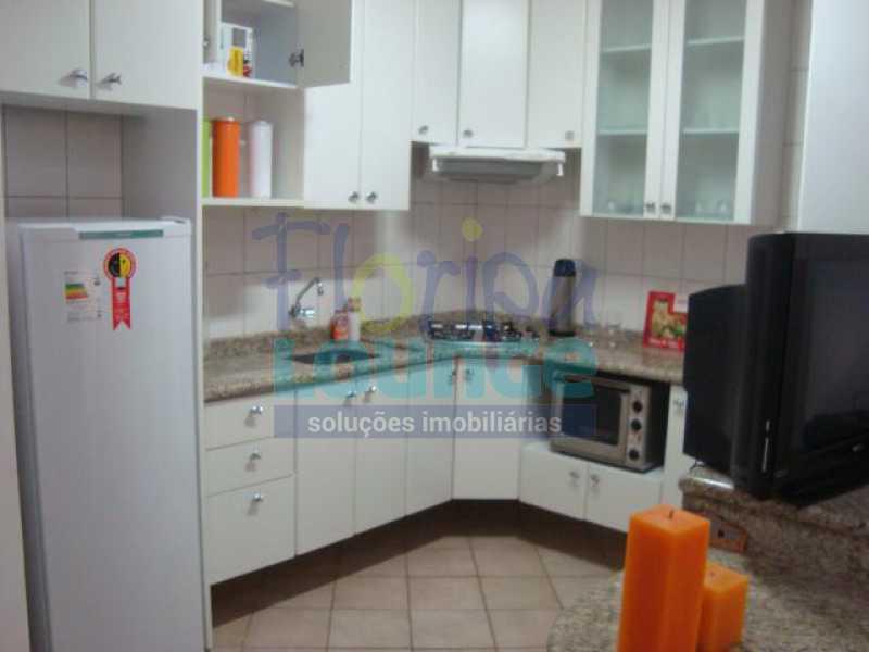 Cozinha - Apartamento 2 quartos à venda Canasvieiras, Florianópolis - R$ 590.000 - CAN2AP1020 - 6
