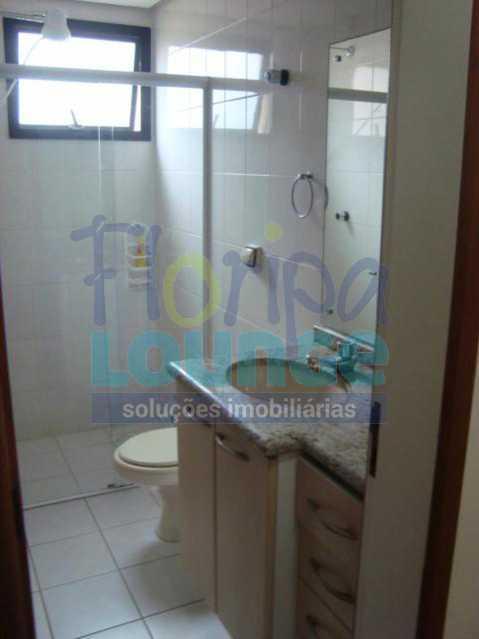 Banheiro - Apartamento 2 quartos à venda Canasvieiras, Florianópolis - R$ 590.000 - CAN2AP1020 - 13