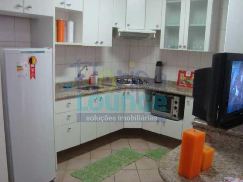 Cozinha - Apartamento 2 quartos à venda Canasvieiras, Florianópolis - R$ 590.000 - CAN2AP1020 - 17