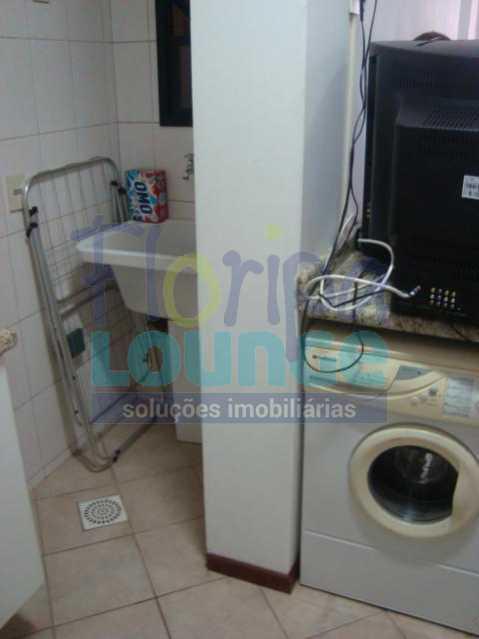 Área de Serviço - Apartamento 2 quartos à venda Canasvieiras, Florianópolis - R$ 590.000 - CAN2AP1020 - 18