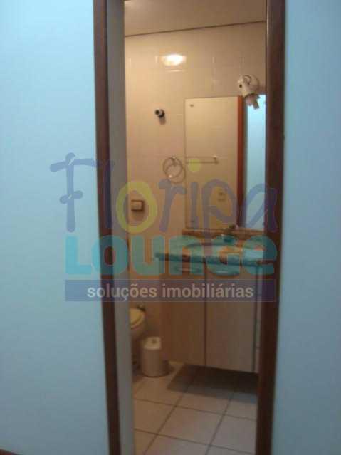 Banheiro Social - Apartamento 2 quartos à venda Canasvieiras, Florianópolis - R$ 590.000 - CAN2AP1020 - 19