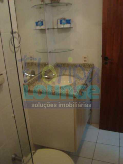 Banheiro - Apartamento 2 quartos à venda Canasvieiras, Florianópolis - R$ 590.000 - CAN2AP1020 - 21