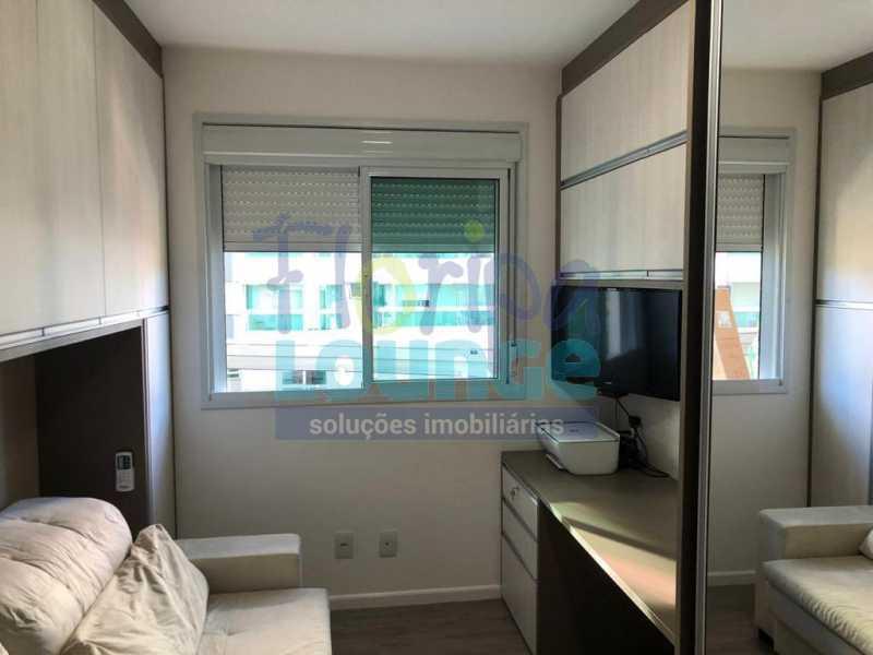 Dormitório - apartamento no itacorubi com 2 dormitórios - ITA2AP2186 - 12