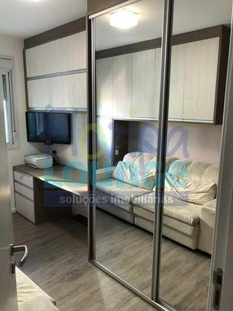 Suíte - apartamento no itacorubi com 2 dormitórios - ITA2AP2186 - 10