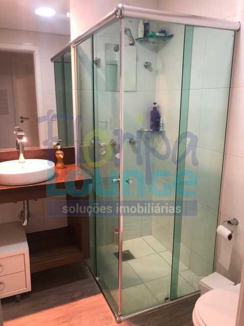 Banheiro da Suíte  - apartamento no itacorubi com 2 dormitórios - ITA2AP2186 - 11