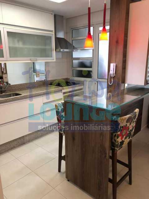 Cozinha - apartamento no itacorubi com 2 dormitórios - ITA2AP2186 - 3