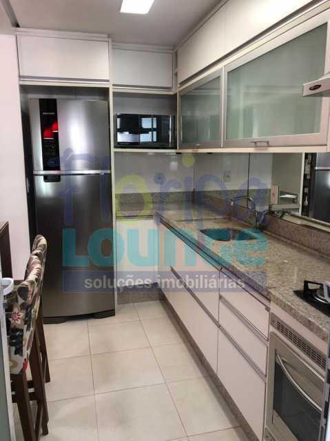 Cozinha - apartamento no itacorubi com 2 dormitórios - ITA2AP2186 - 7