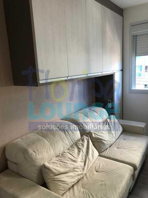 Dormitório - apartamento no itacorubi com 2 dormitórios - ITA2AP2186 - 13