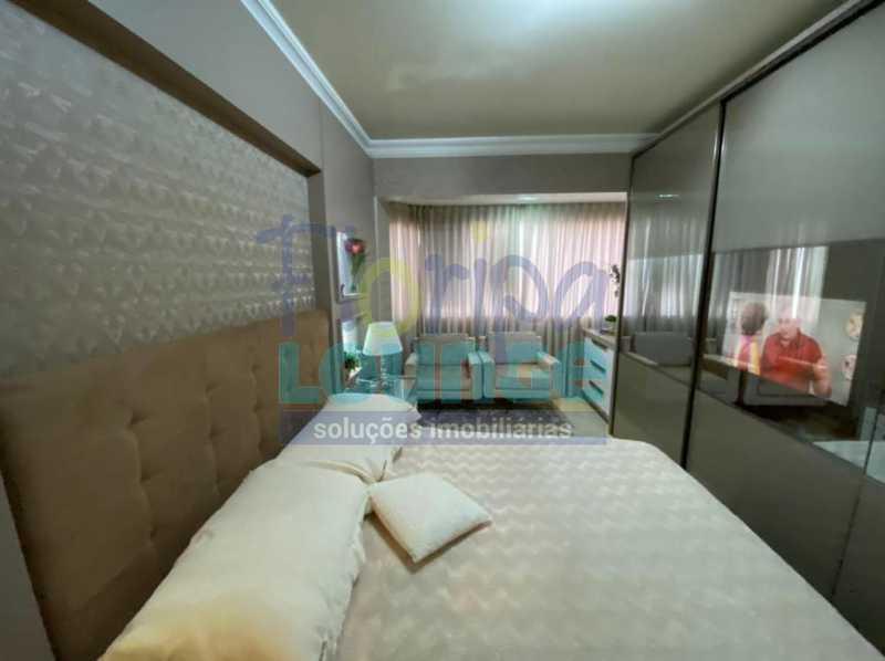 Dormitório - Apartamento no Centro com 3 dormitórios, sendo 2 suítes - CEN3AP2191 - 21