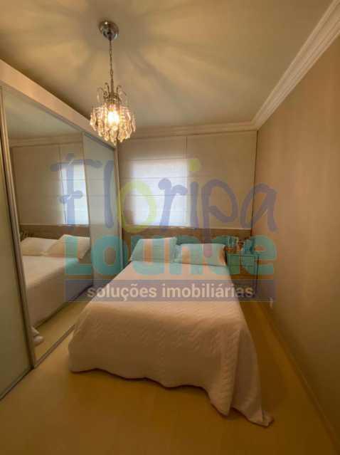 Suíte - Apartamento no Centro com 3 dormitórios, sendo 2 suítes - CEN3AP2191 - 18