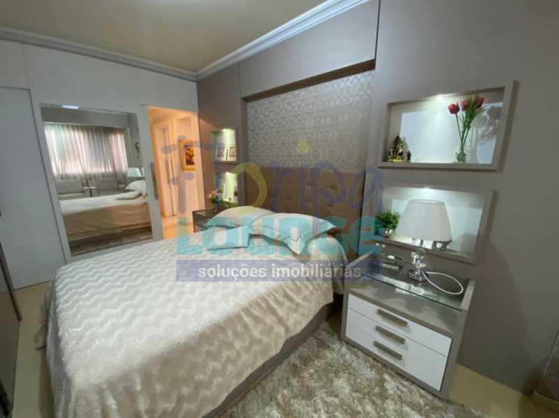 Dormitório - Apartamento no Centro com 3 dormitórios, sendo 2 suítes - CEN3AP2191 - 23