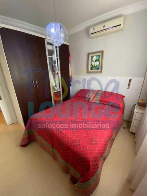 Dormitório - Apartamento no Centro com 3 dormitórios, sendo 2 suítes - CEN3AP2191 - 26