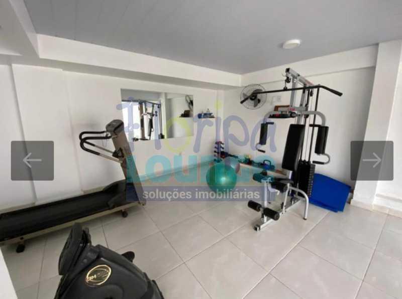Fitness - Apartamento no Centro com 3 dormitórios, sendo 2 suítes - CEN3AP2191 - 29