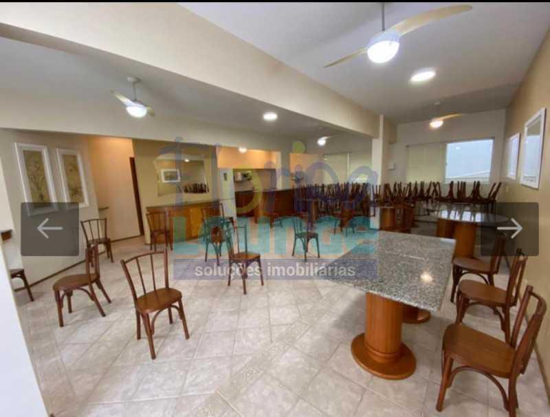 Salaõ de Festas - Apartamento no Centro com 3 dormitórios, sendo 2 suítes - CEN3AP2191 - 28