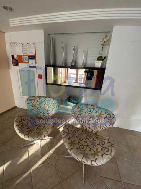 Hall - Apartamento no Centro com 3 dormitórios, sendo 2 suítes - CEN3AP2191 - 31