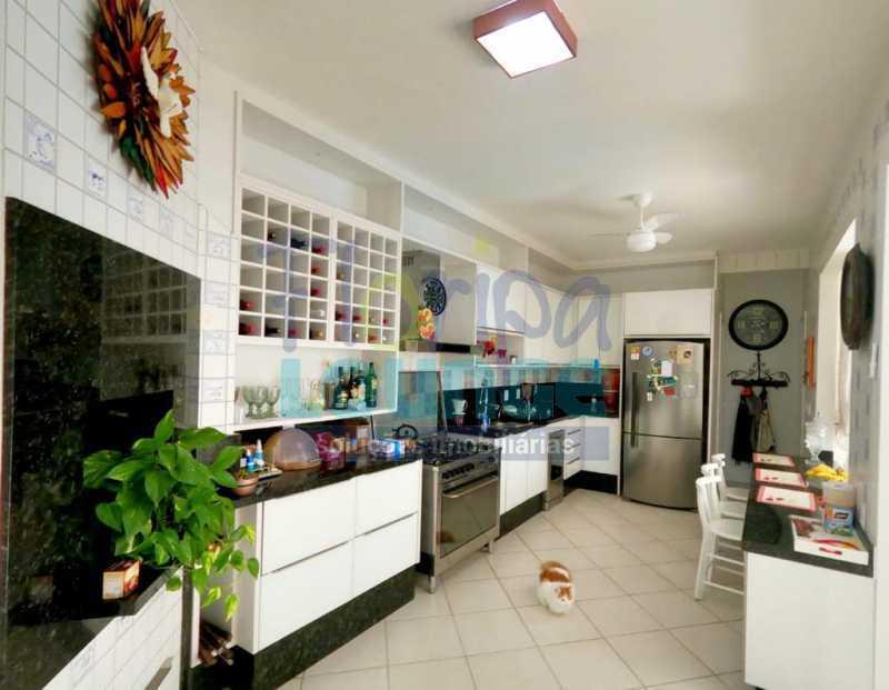 Cozinha - Mansão no Jurerê Internacional co 5 suítes! - JUR6C2192 - 25