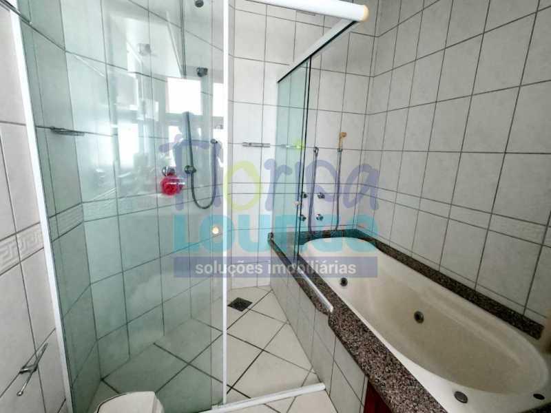 Banheiro da Suíte - Mansão no Jurerê Internacional co 5 suítes! - JUR6C2192 - 28