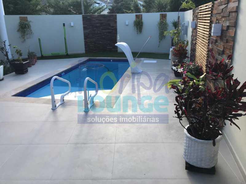 Piscina - Casa em condomínio fechado À venda no bairro Saco Grande, com 4 dormitórios. - SG4CC2197 - 6