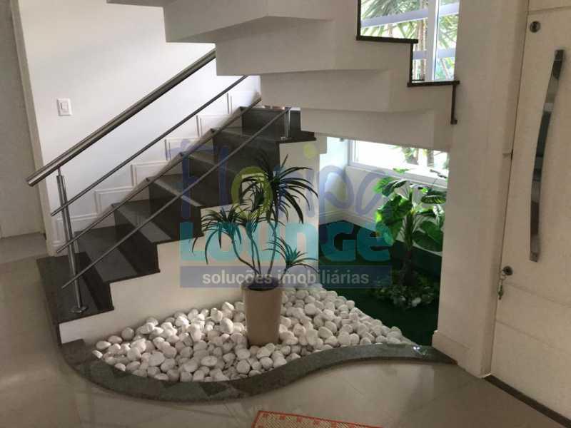 Hall de Entrada - Casa em condomínio fechado À venda no bairro Saco Grande, com 4 dormitórios. - SG4CC2197 - 9