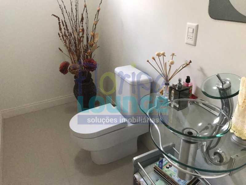 Lavabo - Casa em condomínio fechado À venda no bairro Saco Grande, com 4 dormitórios. - SG4CC2197 - 13