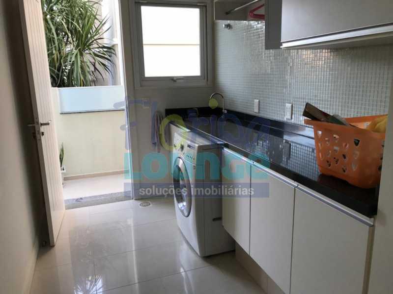 Área de serviço - Casa em condomínio fechado À venda no bairro Saco Grande, com 4 dormitórios. - SG4CC2197 - 14