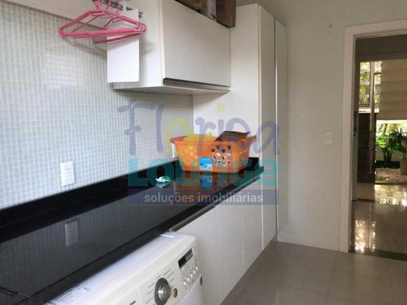 Área de Serviço - Casa em condomínio fechado À venda no bairro Saco Grande, com 4 dormitórios. - SG4CC2197 - 15