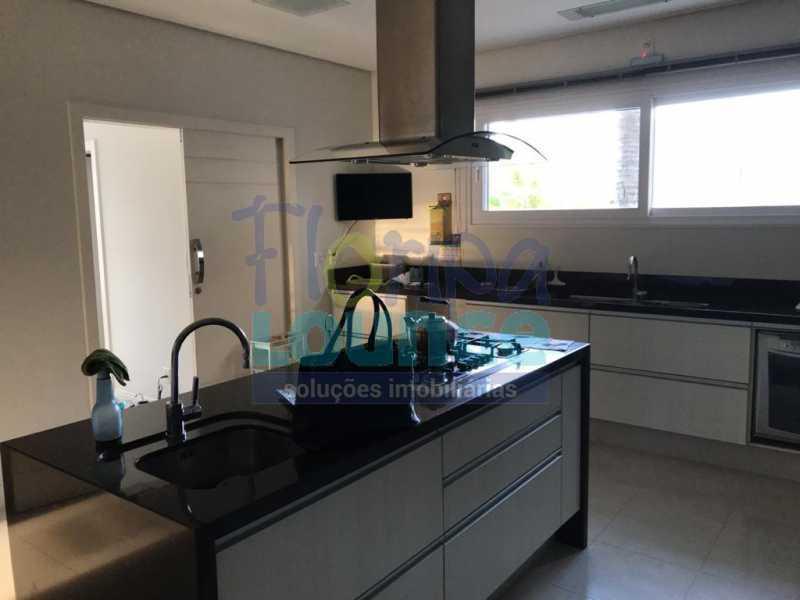 Cozinha com móveis Planejados - Casa em condomínio fechado À venda no bairro Saco Grande, com 4 dormitórios. - SG4CC2197 - 16