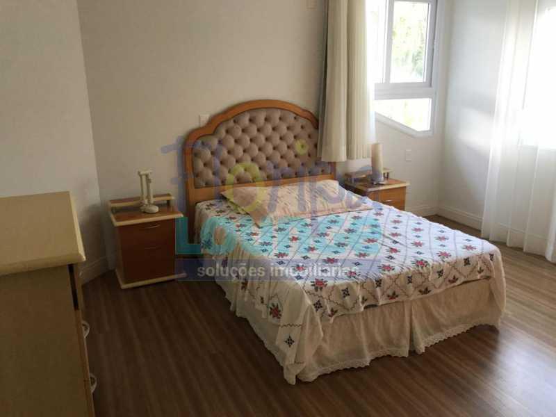 Dormitório - Casa em condomínio fechado À venda no bairro Saco Grande, com 4 dormitórios. - SG4CC2197 - 20